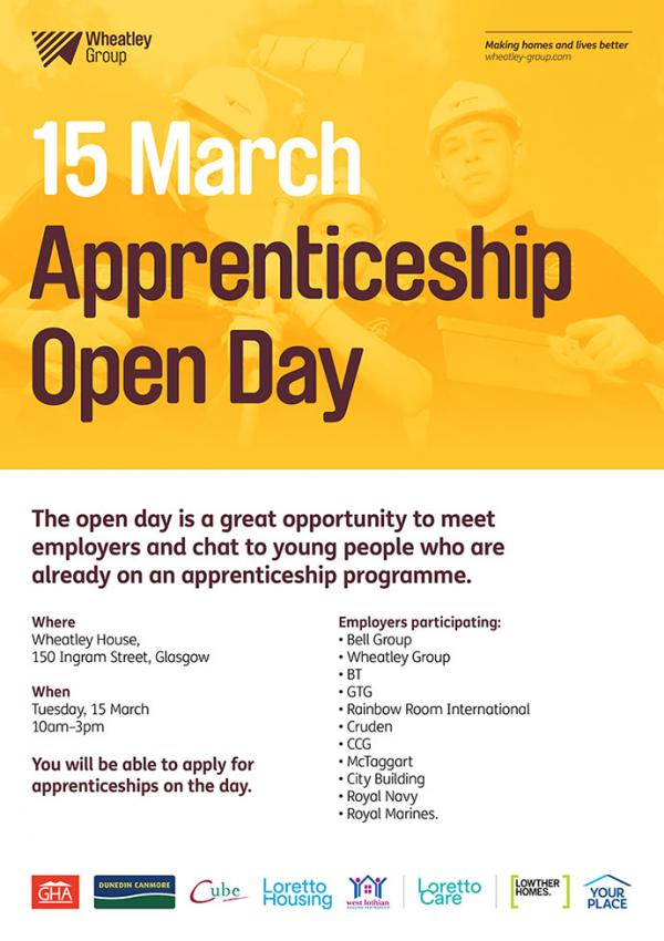 Apprenticeship Open Day 187 Money Matters